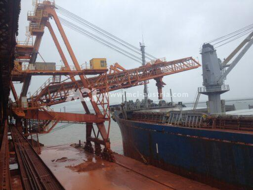 Shiploader Rusual MCI