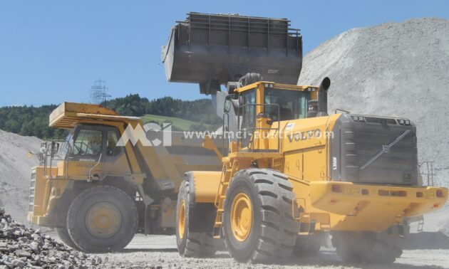 Mining Equipment Operation