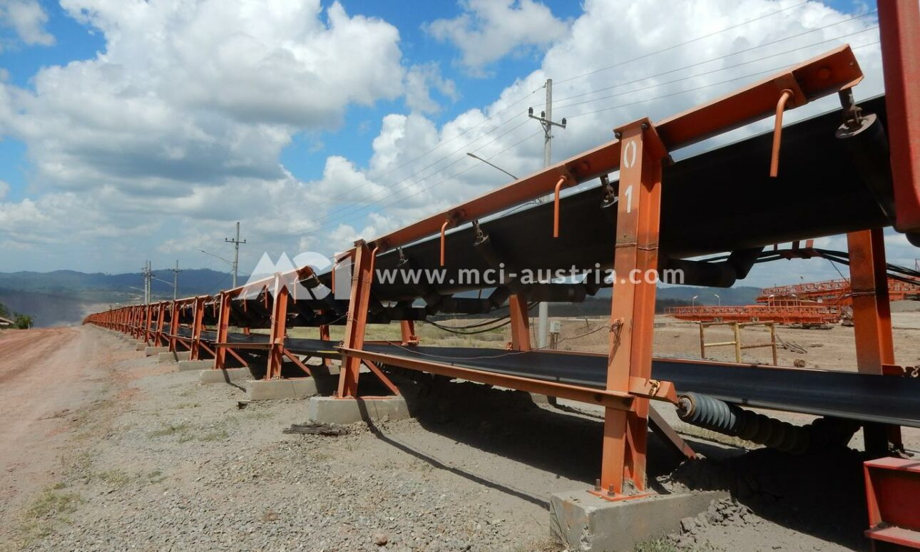 Used Conveyor for sale MCI Tarkraf
