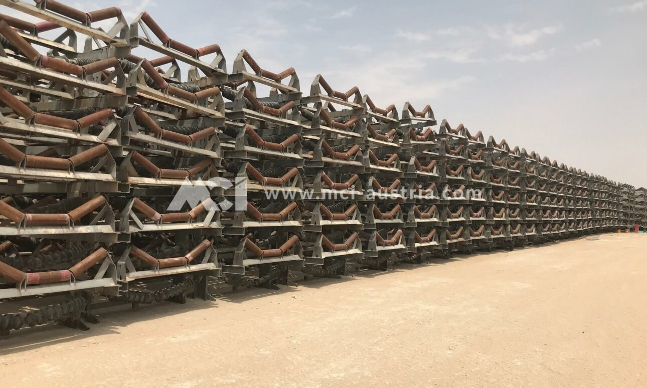 Used mining Conveyor Frames MCI for sale