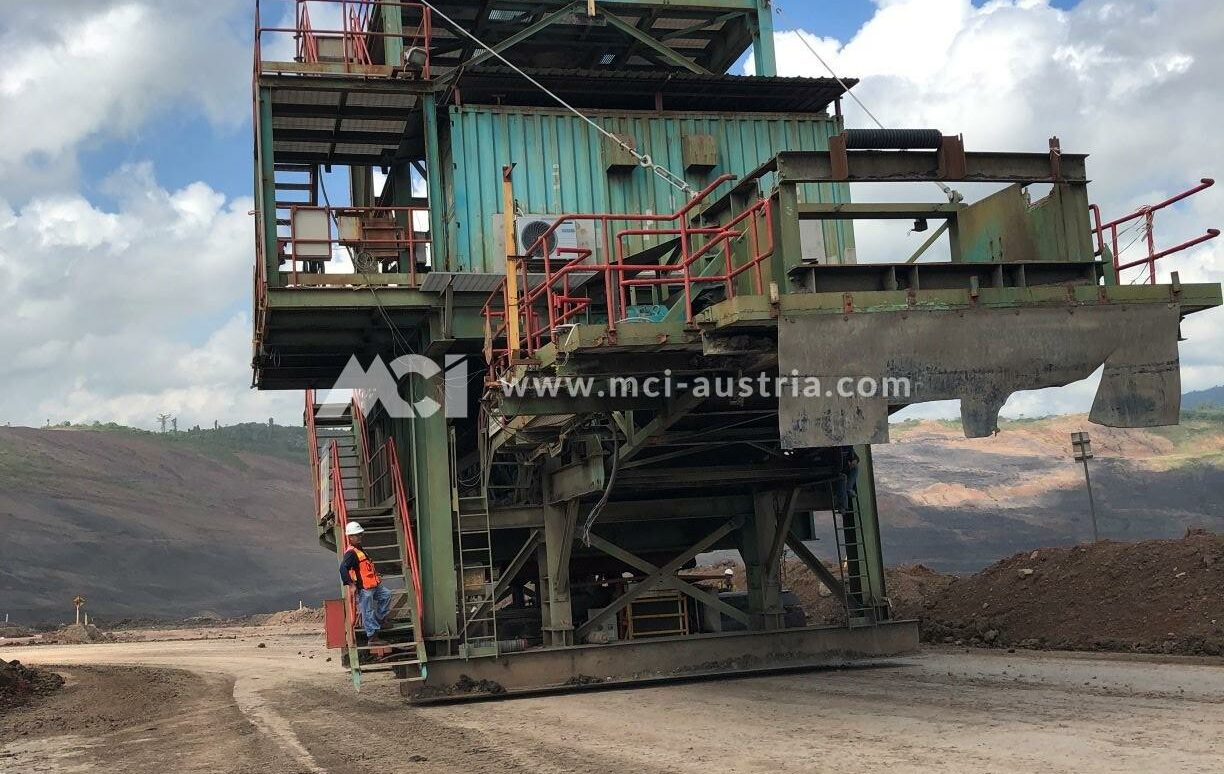 MMD crusher for sale MCI