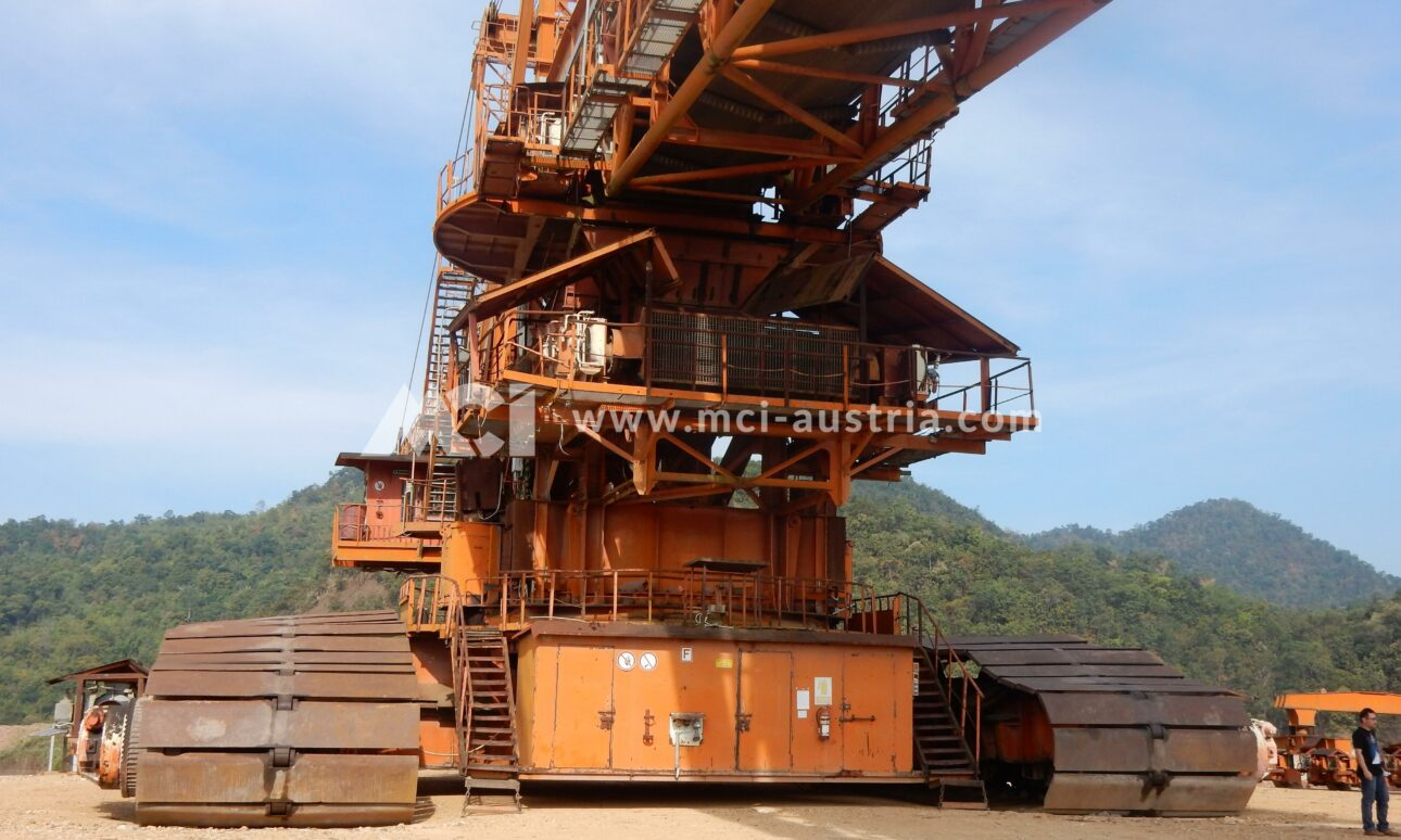 Used Mining Spreader for sale MCI