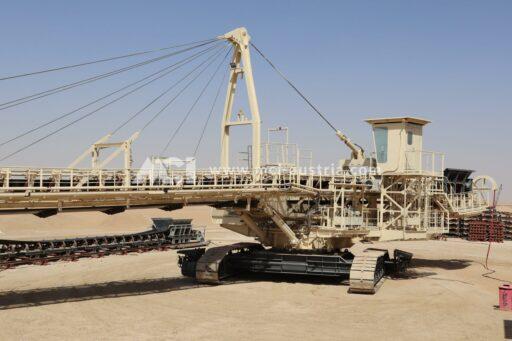 Belt Wagon Mining MCI