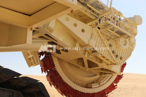 Bucket Wheel Excavator picture