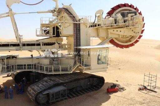 Bucket Wheel Excavator MCI