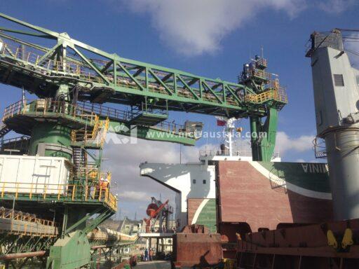 Ship unloader Jorf Lasfar MCI