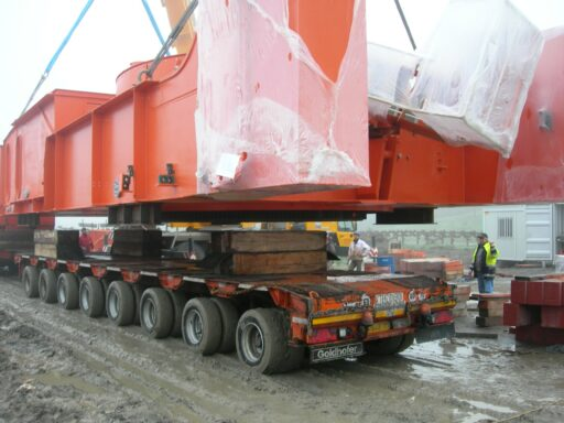 Mining Equipment Transport MCI
