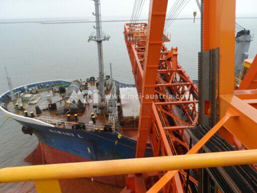 Shiploader Rusual Guinea MCI