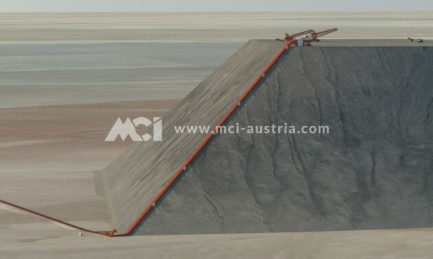 Steep Angle conveyor