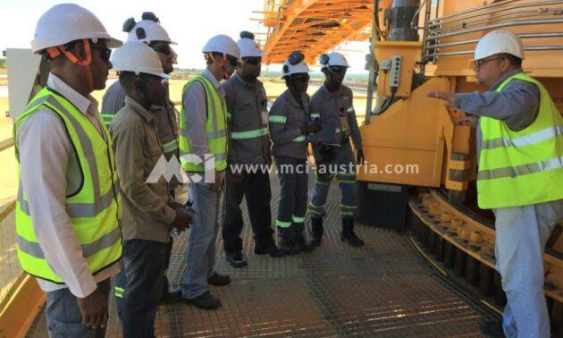 Mining Operator Training MCI