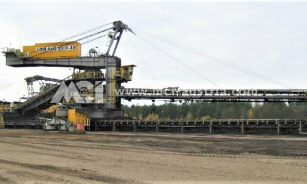 Used Stacker Mining for Sale