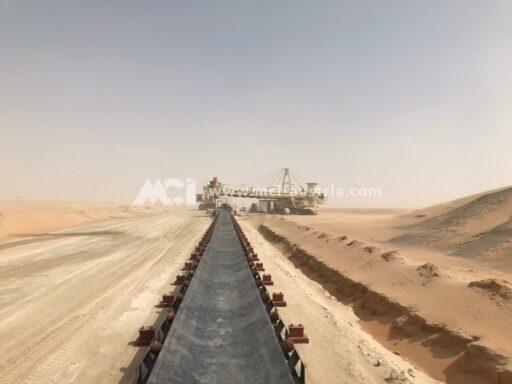 Mining Conveyor Belt System MCI